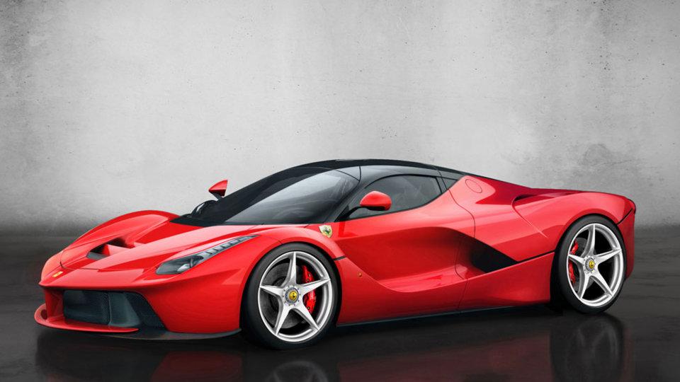 Ferrari выпустит дополнительный LaFerrari для помощи жертвам землетрясения