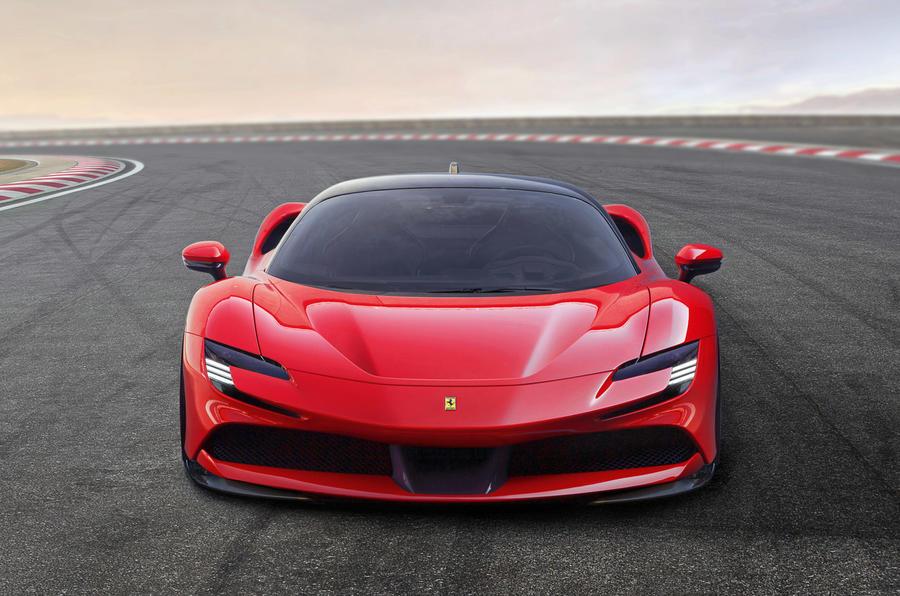 Электрический Ferrari выйдет в 2025 году