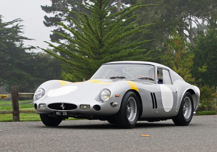 Спорткар Ferrari 250 GTO продали за рекордную сумму