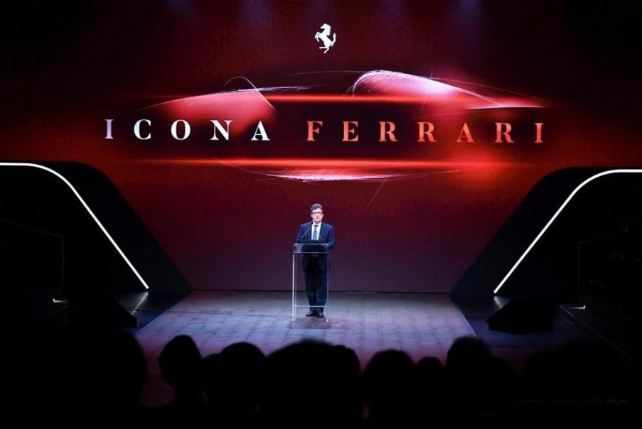 Ferrari поделилась планами на ближайшие годы