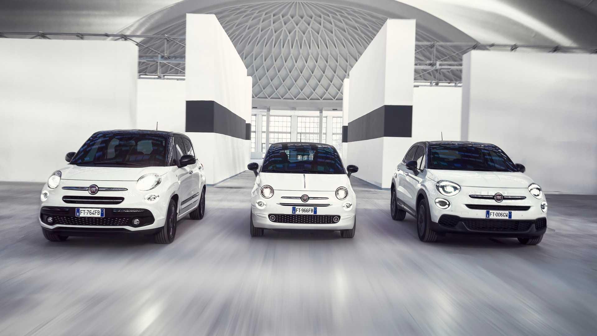 Fiat отпразднует 120-летний юбилей специальной серией