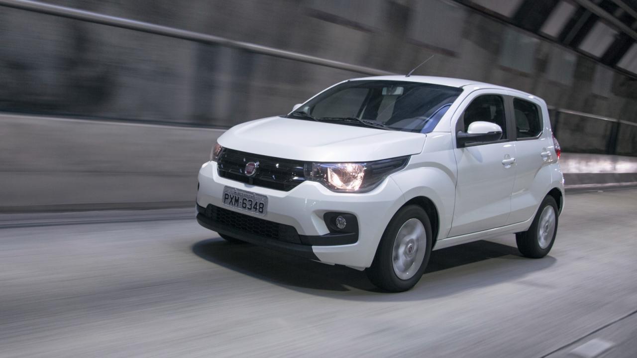 Fiat представил новый хэтчбек A-класса