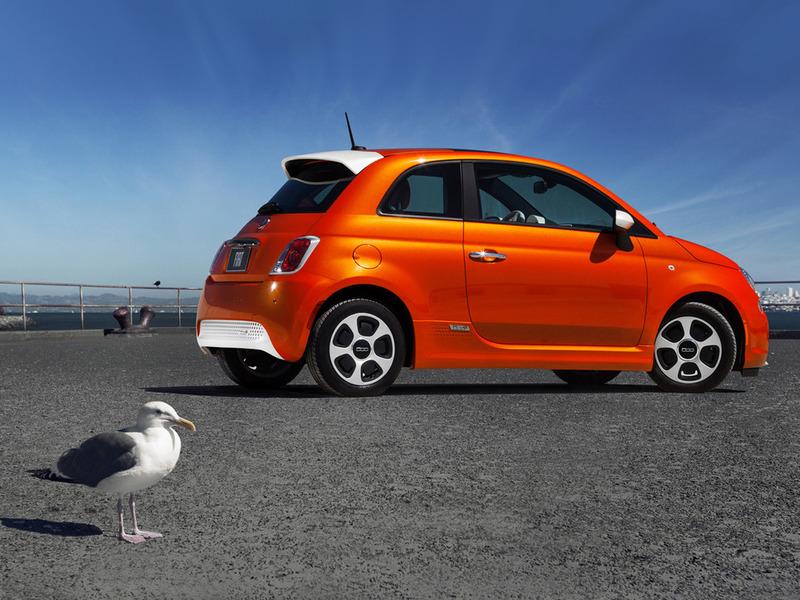 Fiat-Chrysler предпочитает дизель вместо электричества