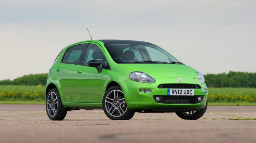 FCA сократит производство бюджетных автомобилей