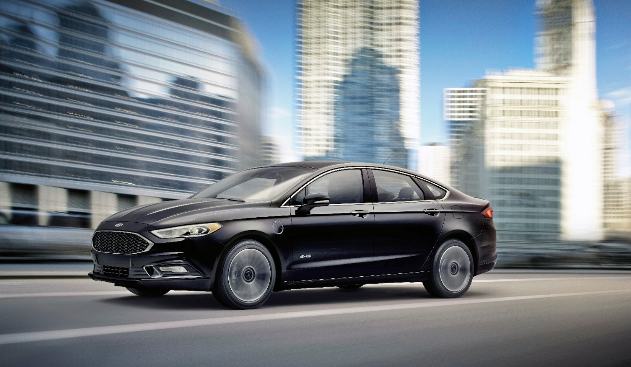 ���������� Ford Fusion �������� ����� ������������ �������� � ���