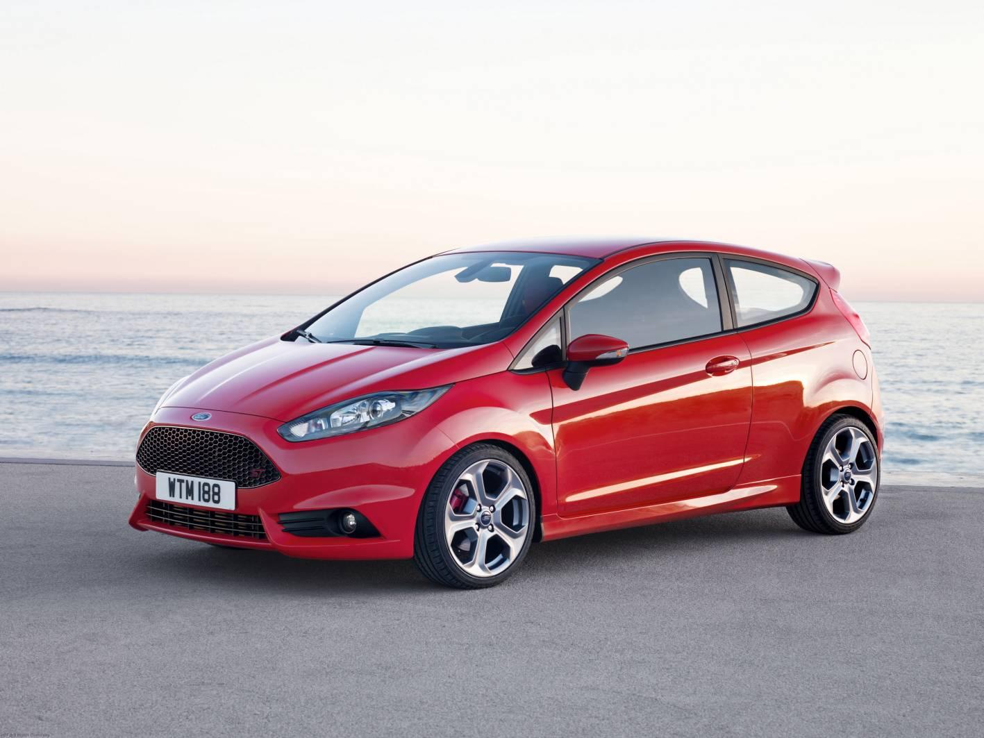 Ford Fiesta ST от 246 000 гривен
