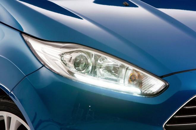 Ford Fiesta — экстерьер, фото 3