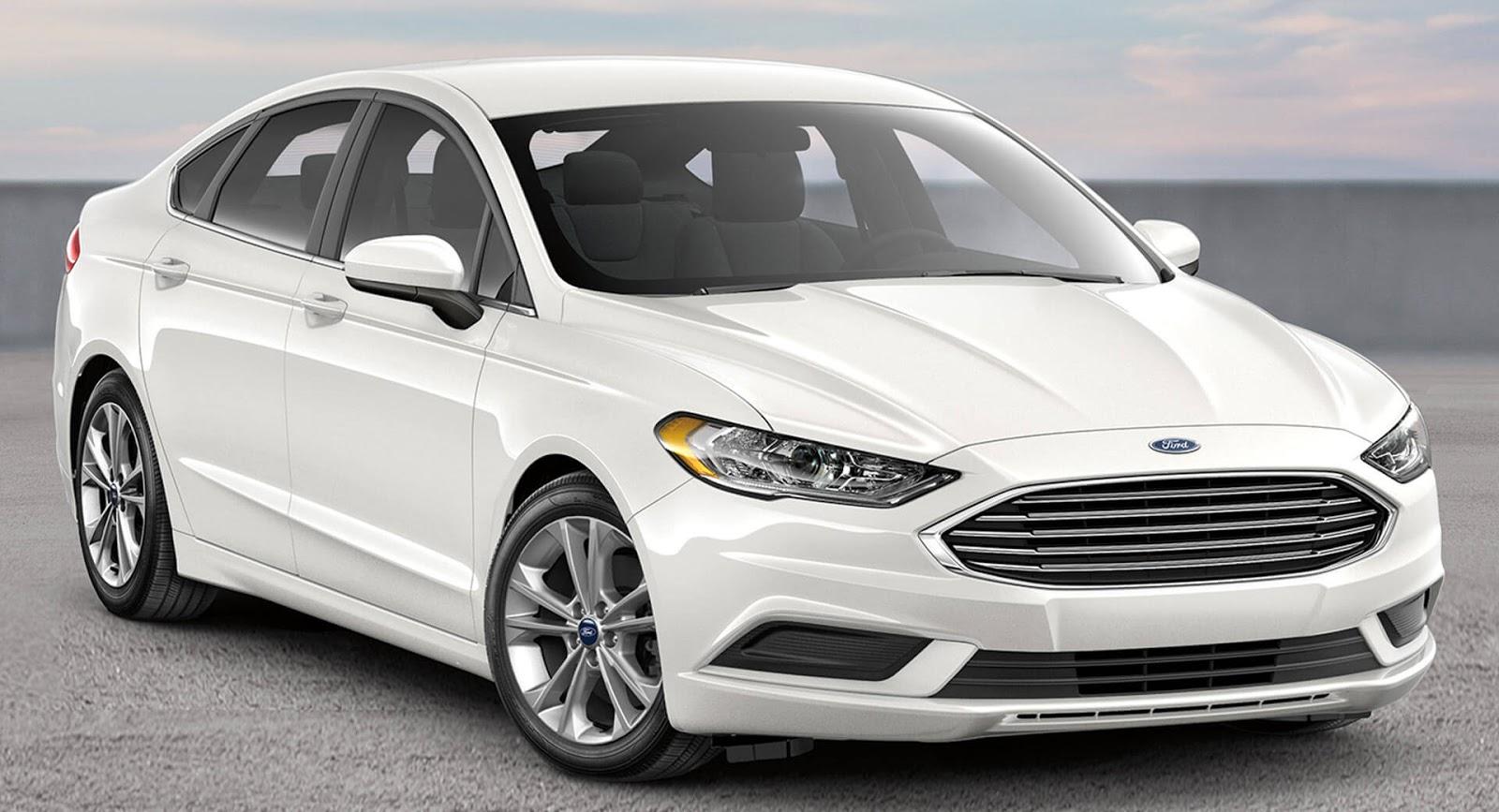 Седан Форд Mondeo может получить коренные изменения вдизайне в 2020