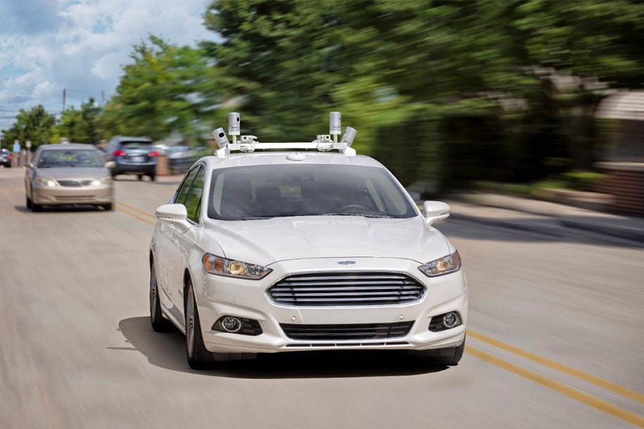 Ford считает гибридные беспилотники более эффективными