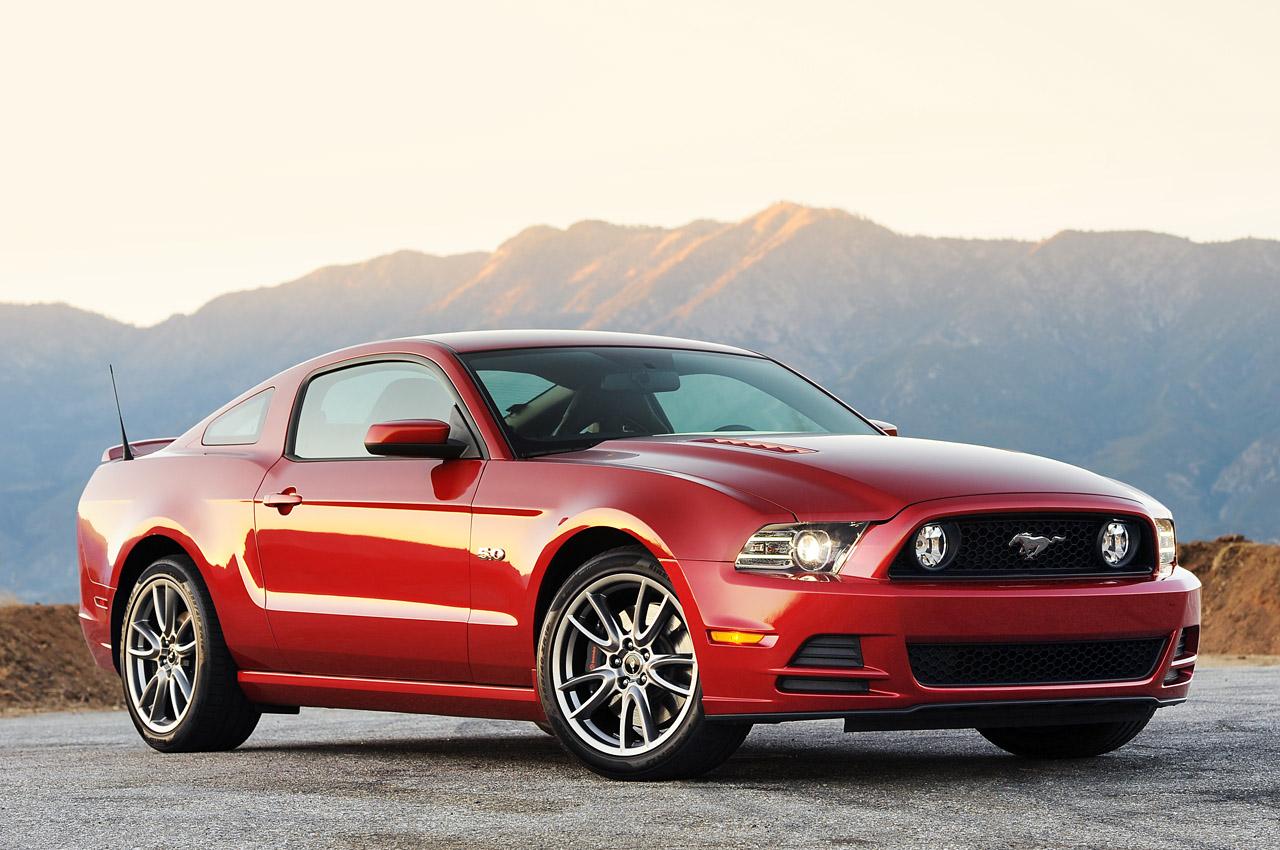 Новый Ford Mustang сядет на диету