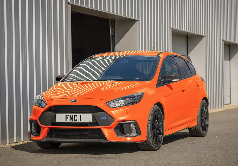 Ford подготовил «прощальный» хот-хэтч Focus RS