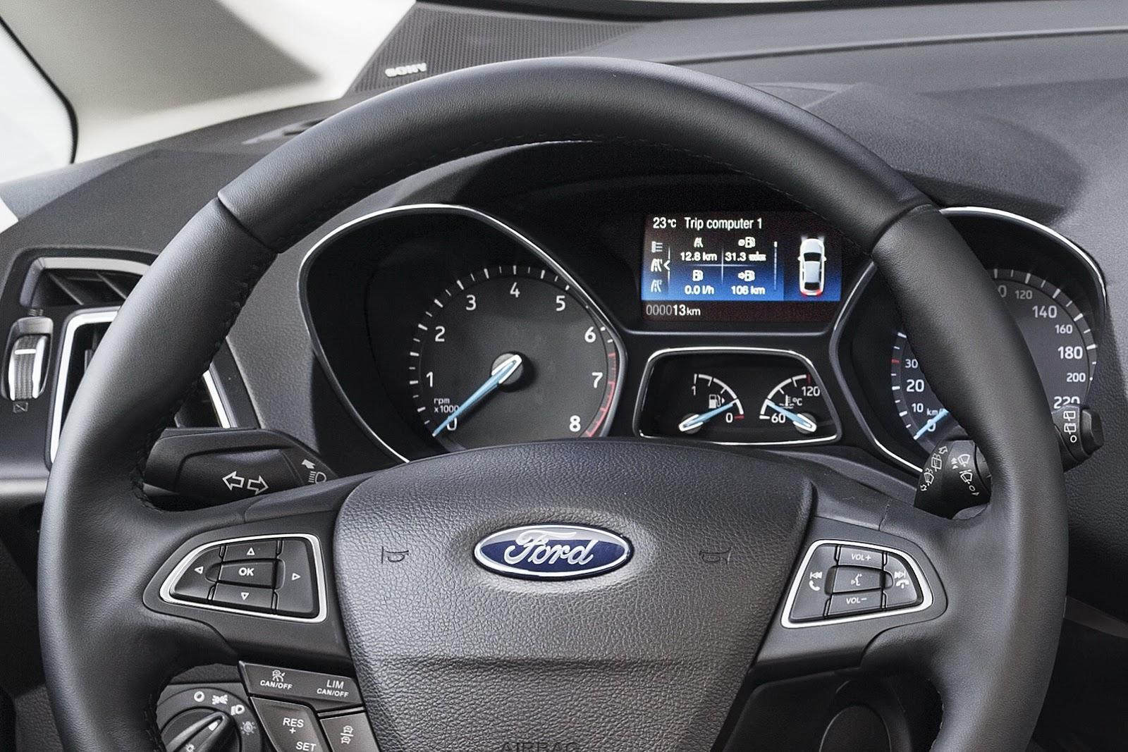 Ford C-MAX 2014 Uplift