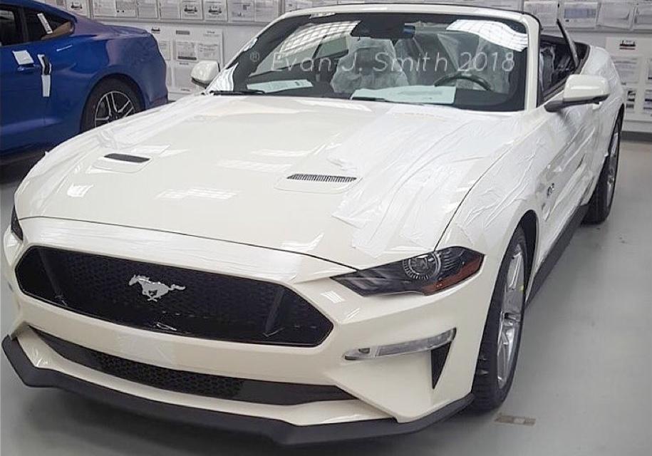 Ford собрал 10-миллионный Mustang