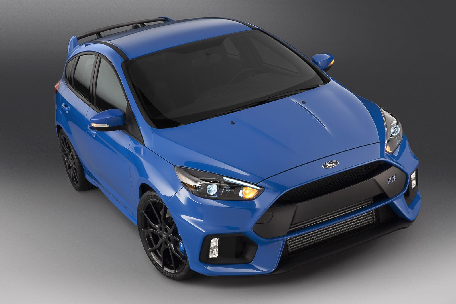 � �������� ���������� ������������ ������ Ford Focus RS