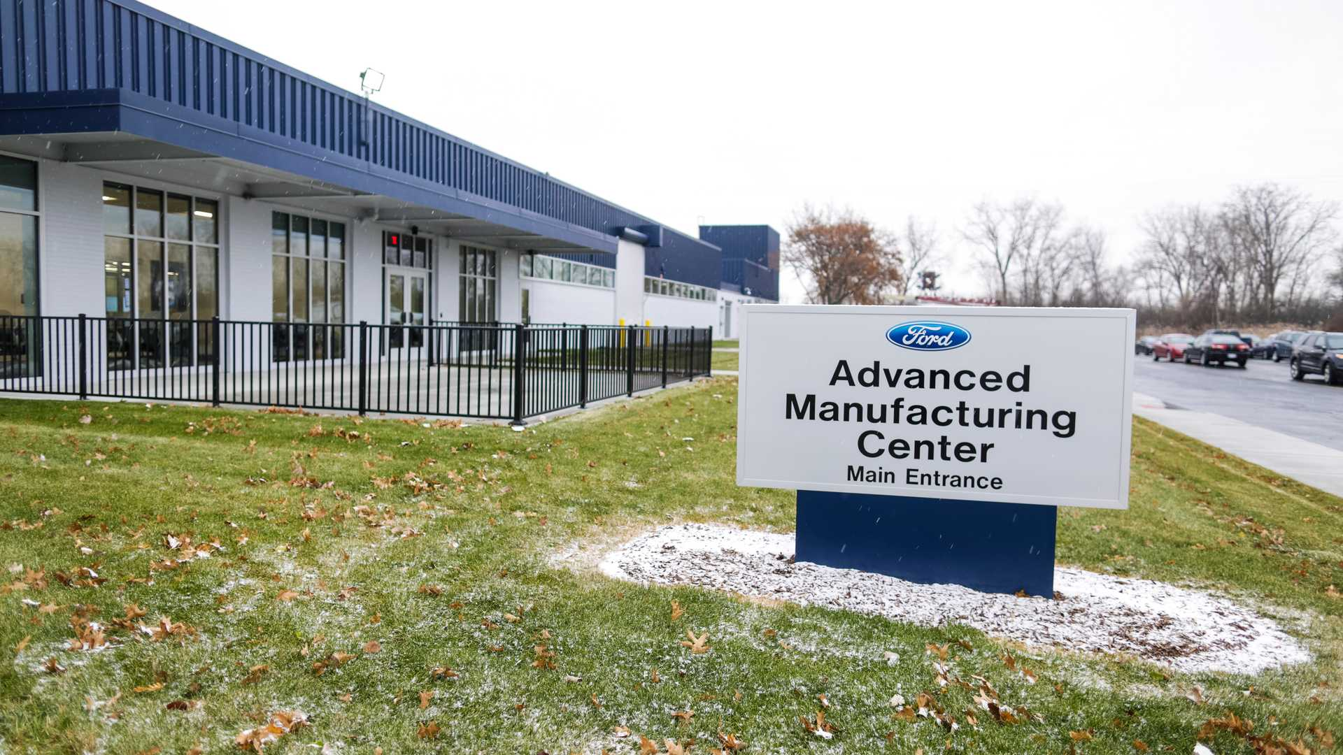 Ford построил центр передовых автомобильных технологий