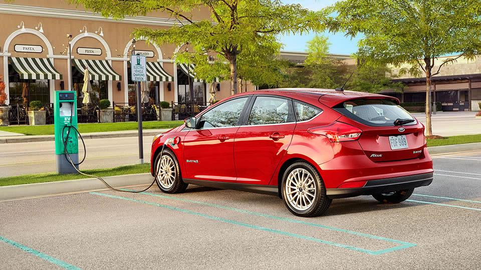 Ford Focus Electric обновится в конце 2016 года