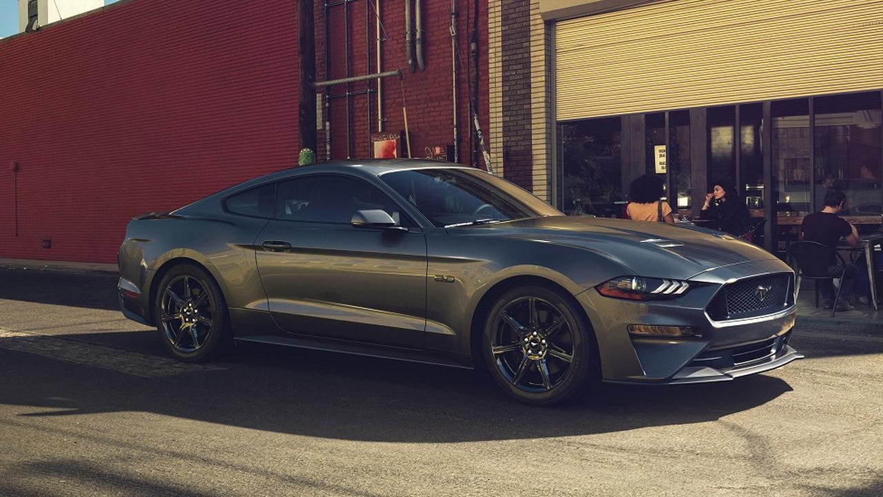 Ford Mustang обновился и получил 10-ступенчатый «автомат»