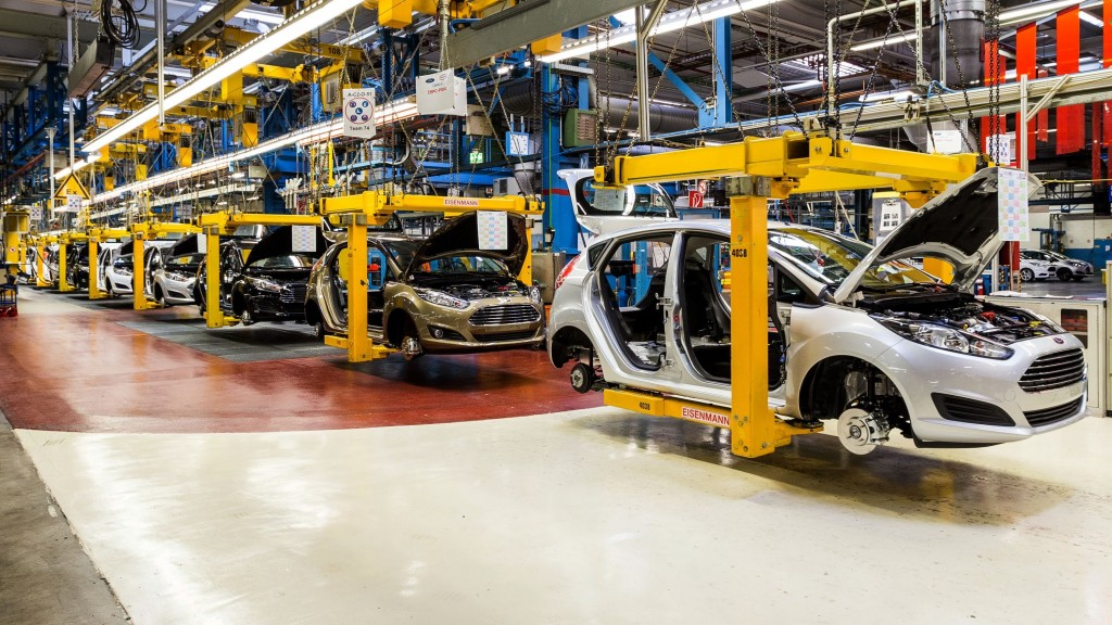 ford and the automobile industry