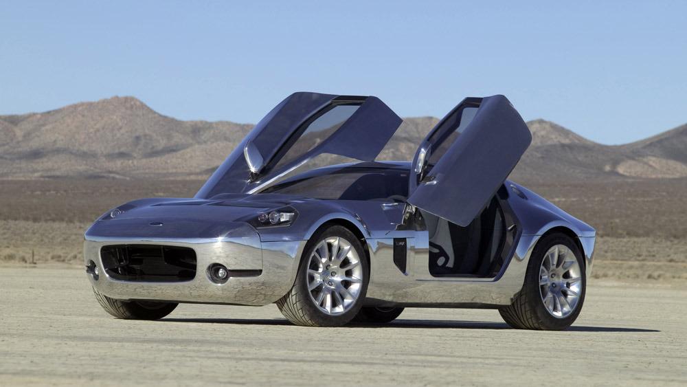 Концепт Ford Shelby GR-1 станет серийной моделью