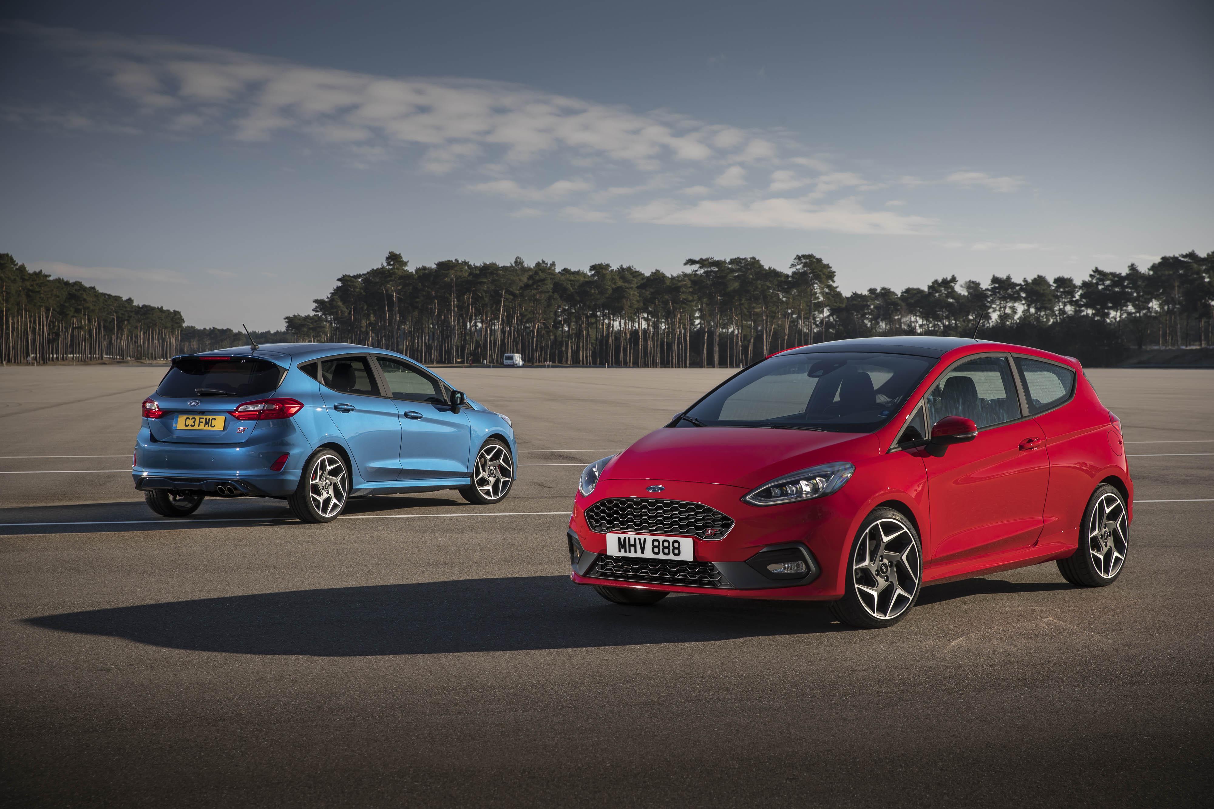 Ford раскрыл дополнительные подробности о новом Fiesta ST