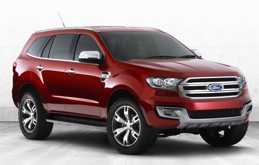 Ford готовит новый рамный внедорожник