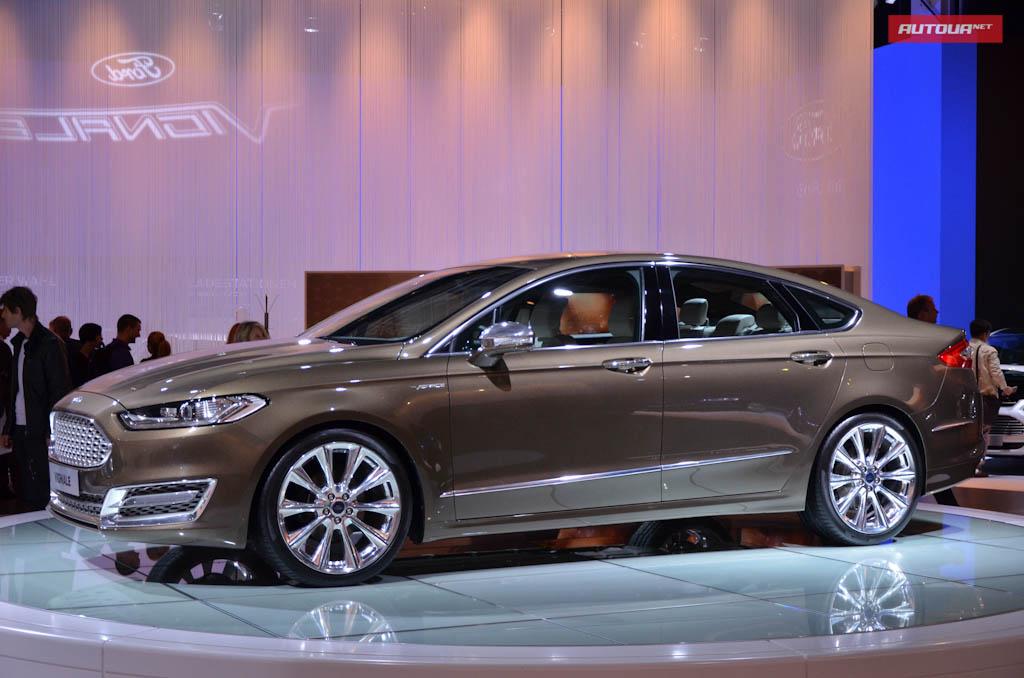 Форд мондео 2014 фото