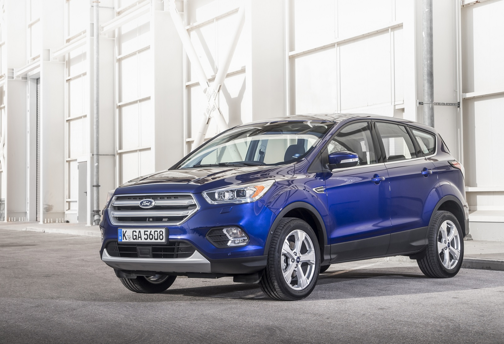 Ford откажется от кроссовера Edge в пользу Kuga