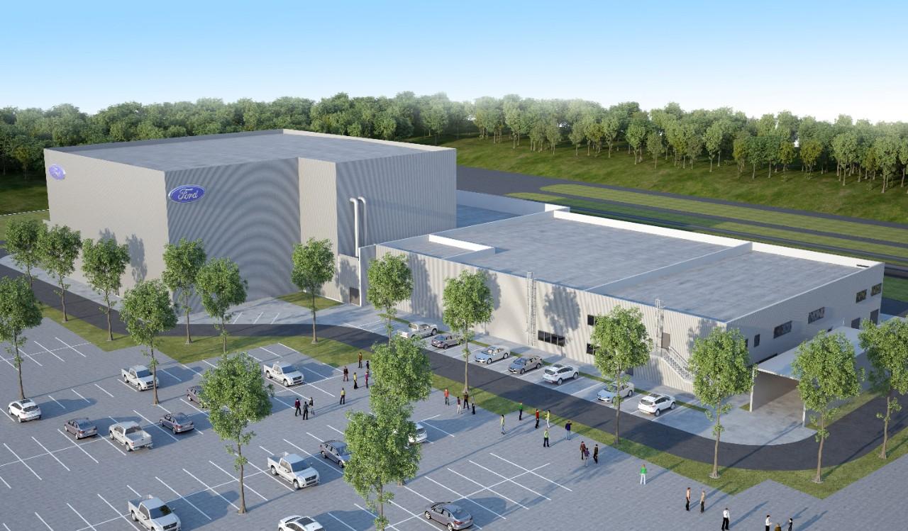 Ford построит в Европе «Фабрику погоды» (видео)
