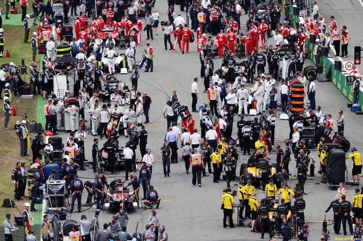 Формула-1 Гран При Германии: Лидер уходит в отрыв перед отпуском