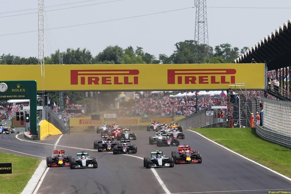 Формула-1 Гран При Венгрии: Переломный момент