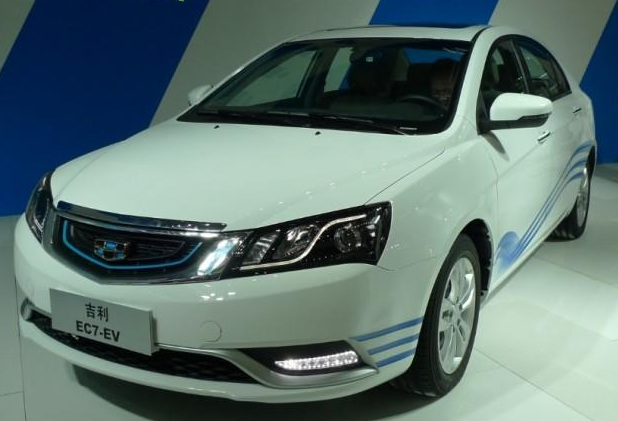 ������������� ������ Geely Emgrand EC7 ����� ������ $40 000
