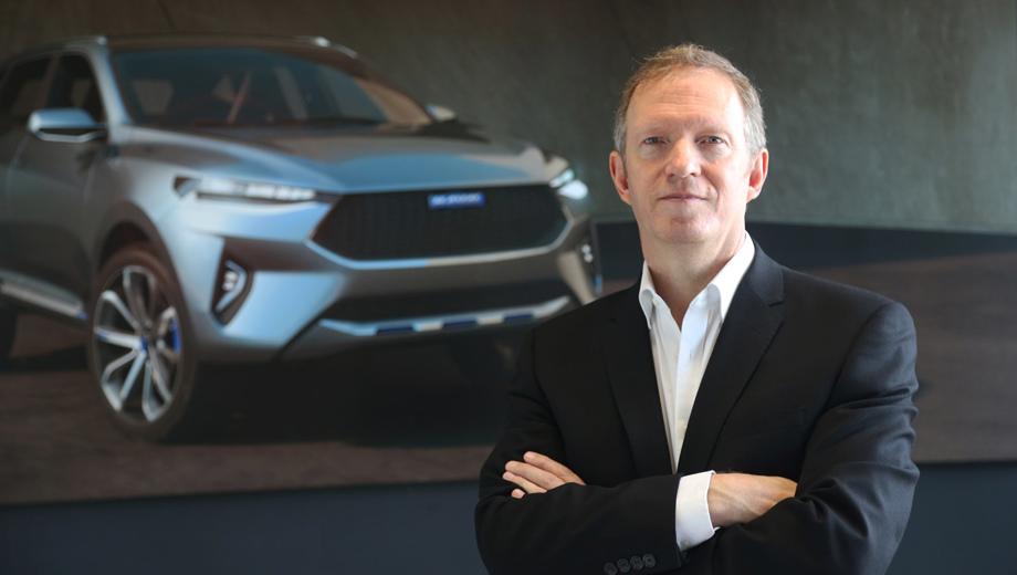 Дизайном автомобилей Haval займется специалист из Land Rover