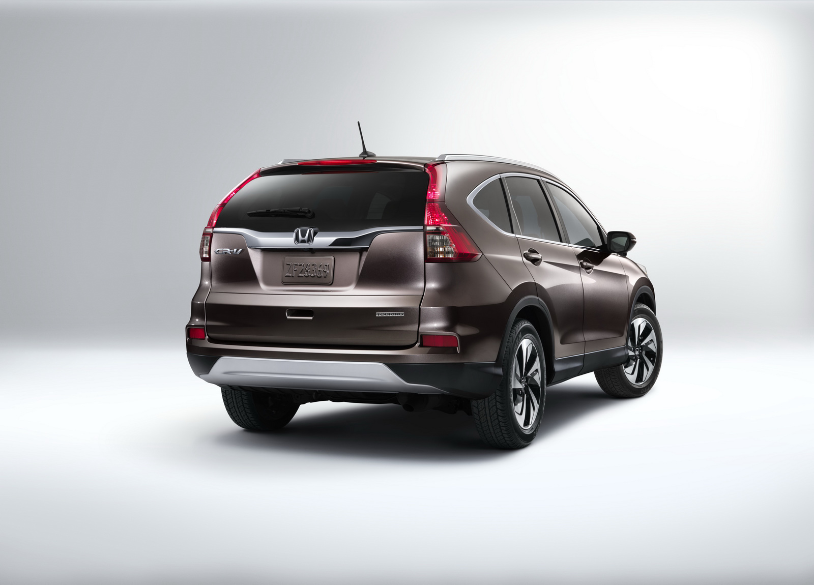 Honda CR-V Facelift US