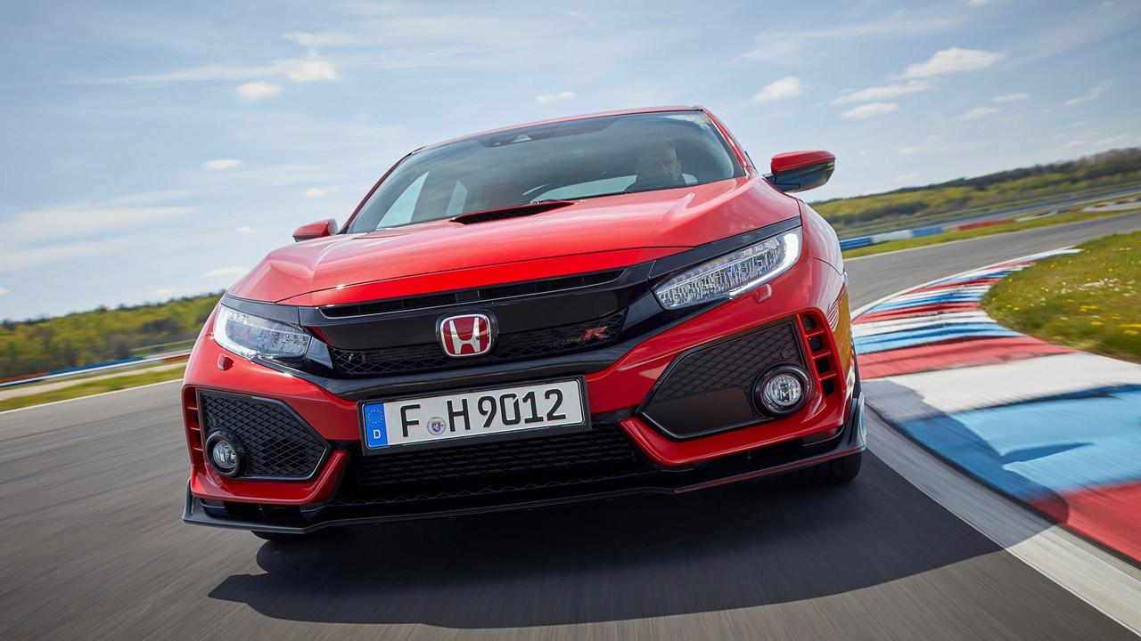 Honda Civic Type R не получит коробку «автомат» из-за большого веса