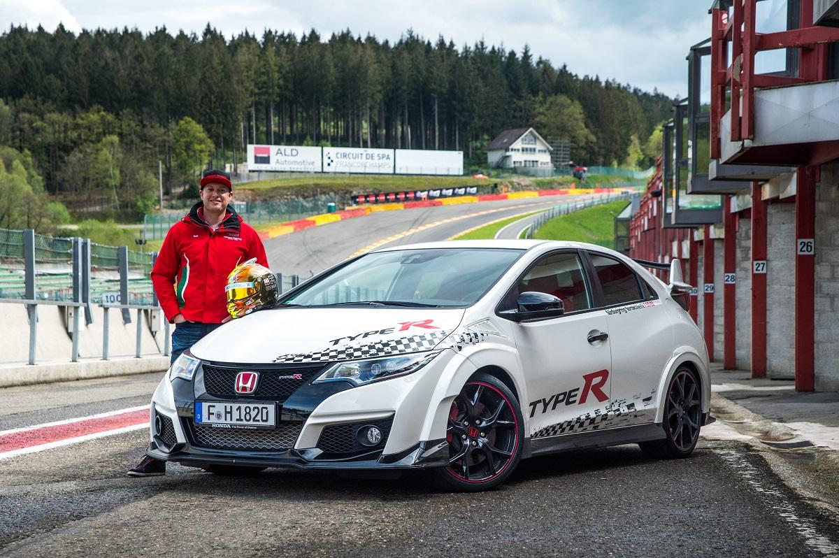 Хэтчбек Honda Civic Type R стал рекордсменом пяти автодромов