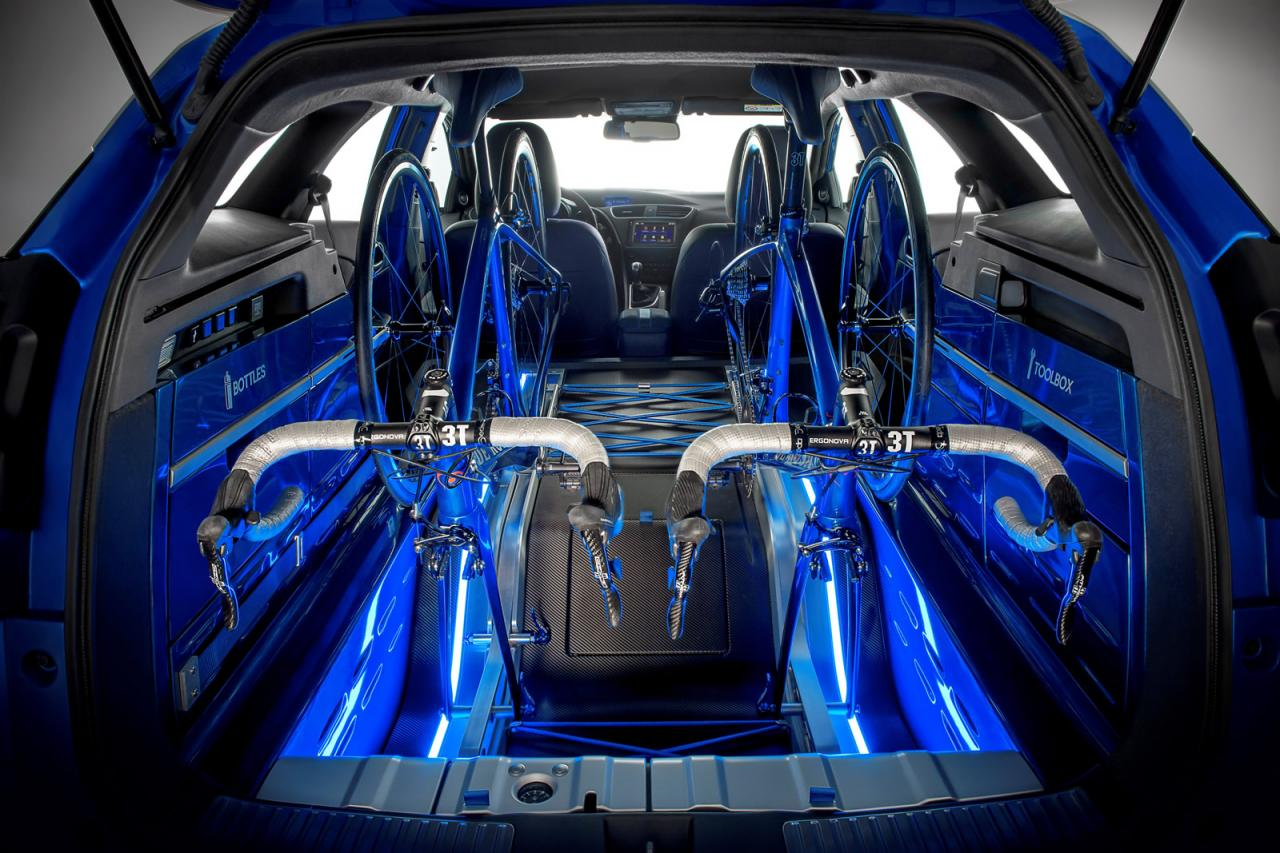 Honda Civic Active Tourer