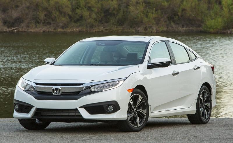 Купе Honda Civic 10 поколения обойдется в 19 000 евро
