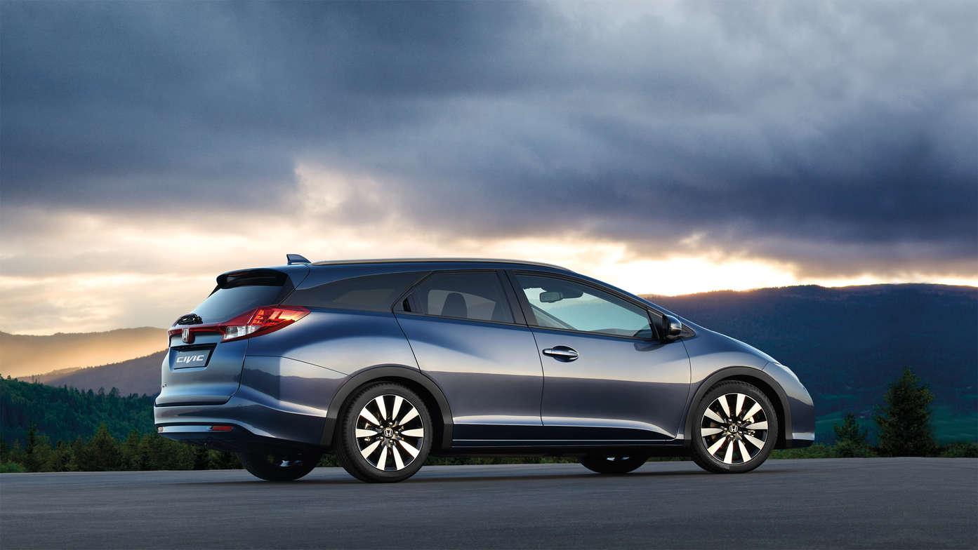 Универсалов Honda Civic больше не будет
