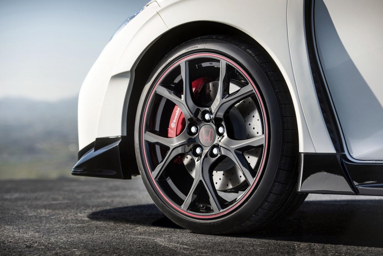 Civic Type R 2016
