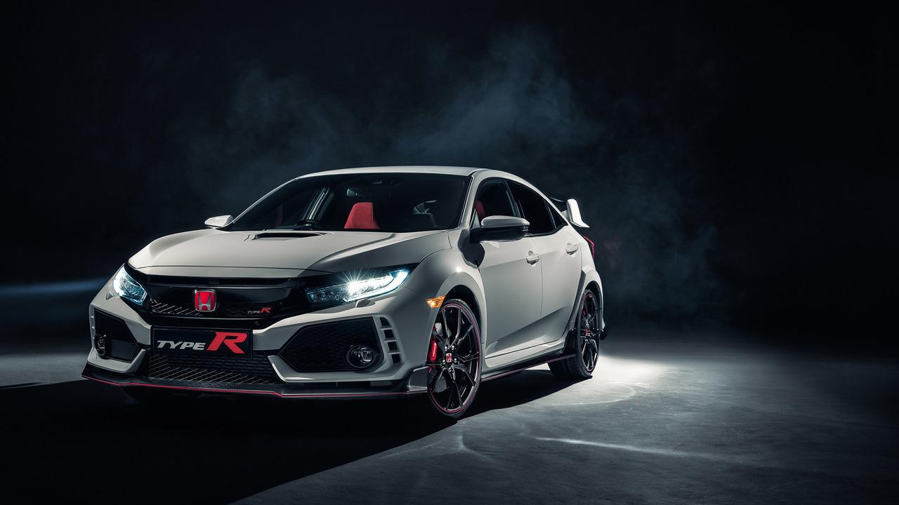 Женева 2017: новый Honda Civic Type R получил 320-сильный двигатель