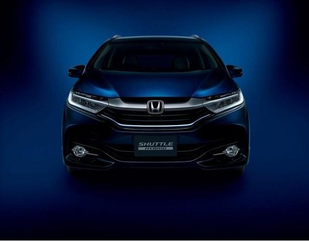 Honda Jazz стала минивэном Shuttle