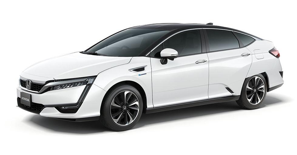 Электромобилю Honda Clarity пророчат запас хода 130 км