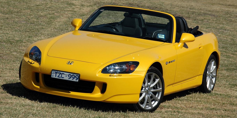 В Австралии продали новый Honda S2000
