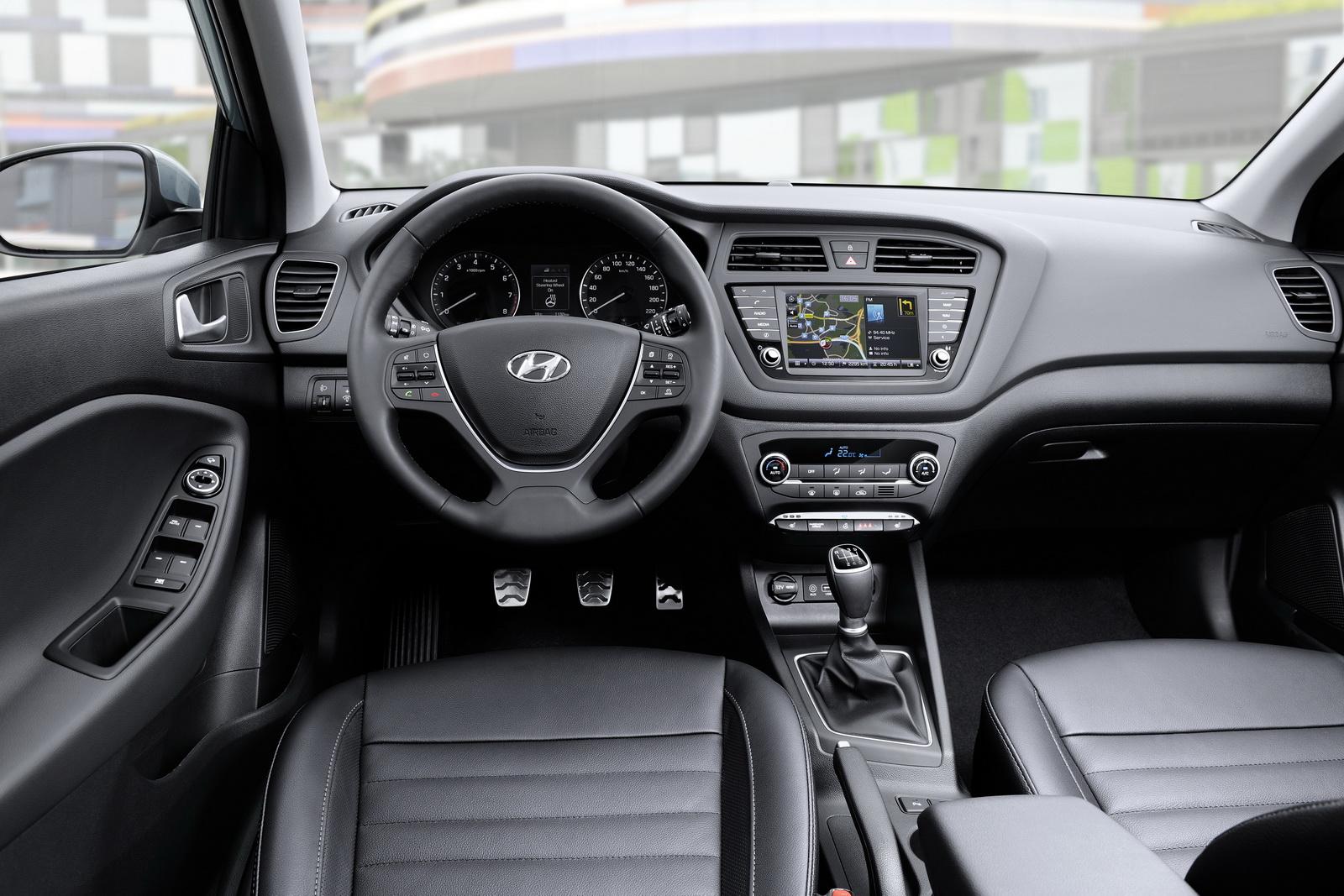 Hyundai i20 Active for Europe