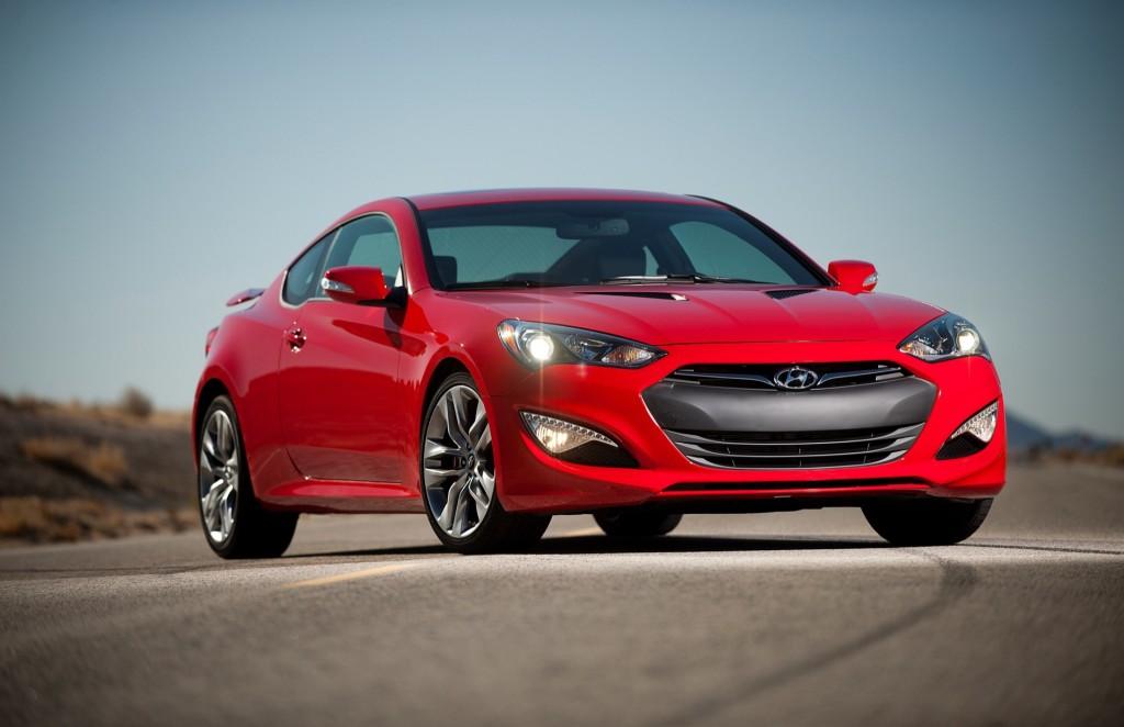 Hyundai Genesis Coupe вскоре отправится на пенсию