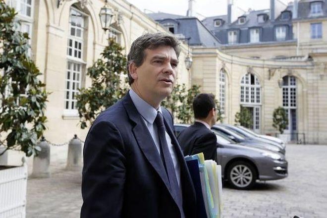 Арно Монтебур — министр промышленности Франции