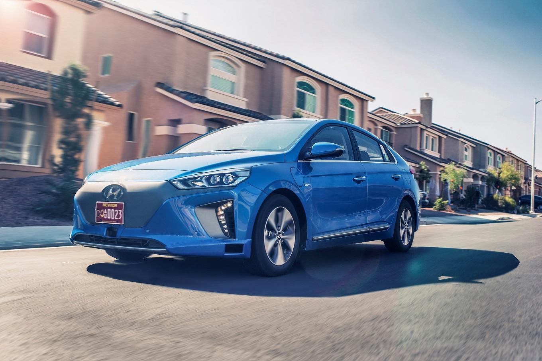 Hyundai выведет на улицы Лас-Вегаса беспилотные гибриды