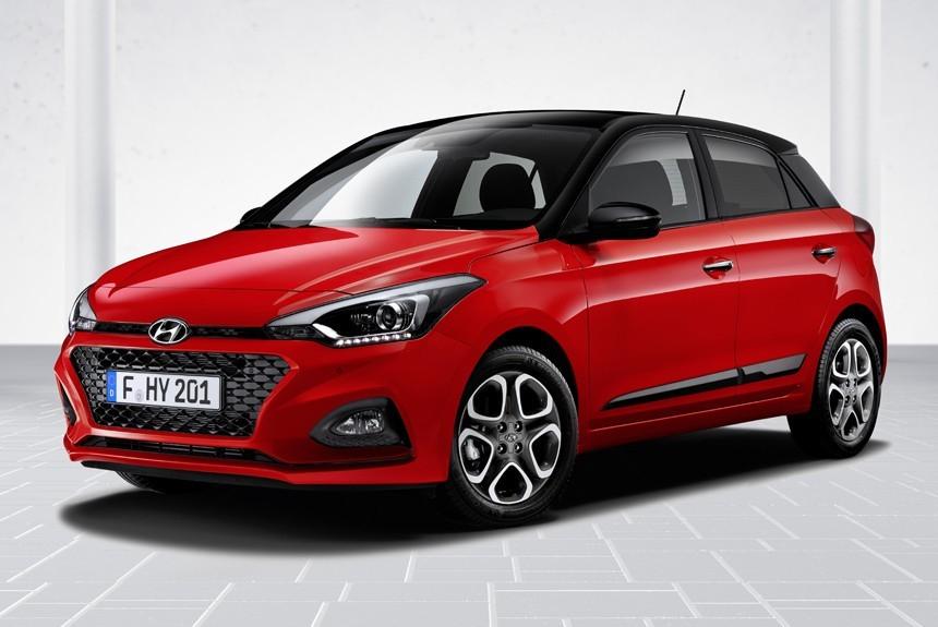 Хэтчбек Hyundai i20 обновился для Европы