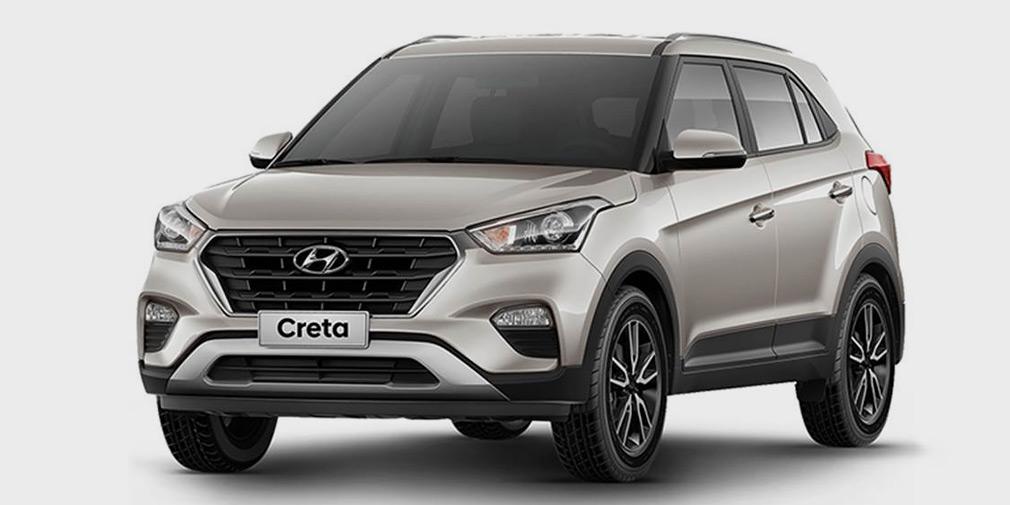 Кроссовер Hyundai Creta обзавелся «шикарной» версией Diamond Edition