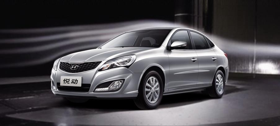 Китайцы создали электромобиль на базе Hyundai Elantra четвертого поколения